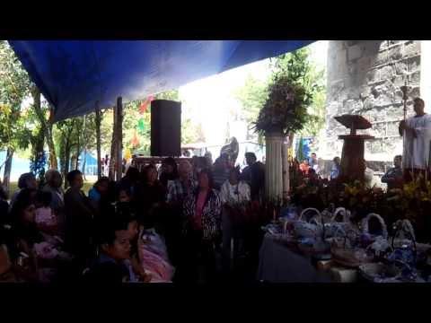 Misa 8 de Septiembre 2013 - Santa María Nativitas