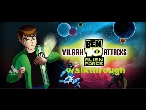 Ben 10 Alien Force Vilgax Attacks Episode 13