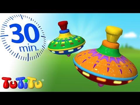 TuTiTu Specials | Dreidel | Best Kids Toys | 30 Minutes Special