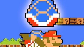 Run 1-1 with Blue Shell - Super Mario Bros. FanGame Development ShowCase 161111