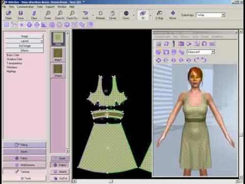 Download Free Software Audaces Idea Fashion Designer