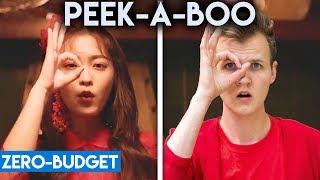 Download Lagu K-POP WITH ZERO BUDGET! (Red Velvet- Peek-A-Boo) Gratis STAFABAND