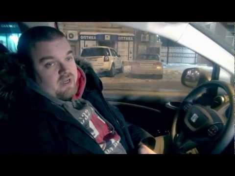 Партизанский тест-драйв SEAT Altea Freetrack