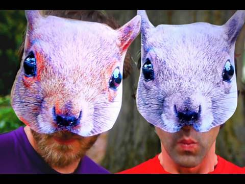 Rhett And Link - Squirrel Rights Song