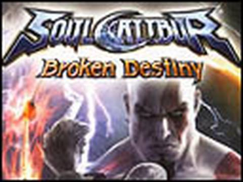 Classic Game Room HD – SOULCALIBUR BROKEN DESTINY on PSP