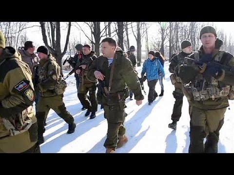 استئناف التجنيد جزئيا في أوكرانيا