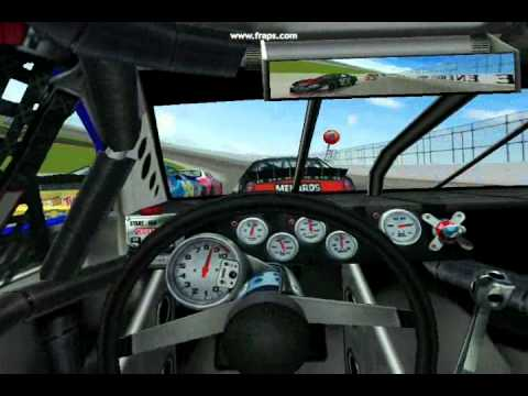 Nascar Racing 4 NORL All-Star Race Promo 2012