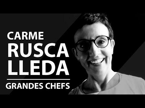 CARME RUSCALLEDA - Grandes Chefs