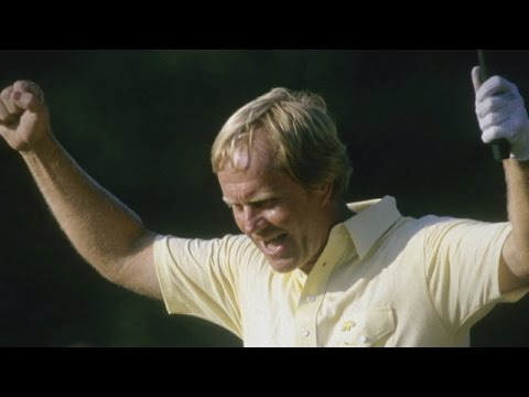 The legend of the Jack Nicklaus