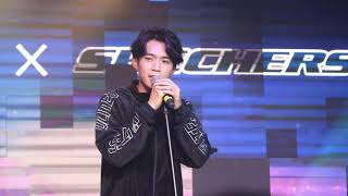 20181111 黄振隆 Desmond Ng / AL4HA [不能说的秘密]
