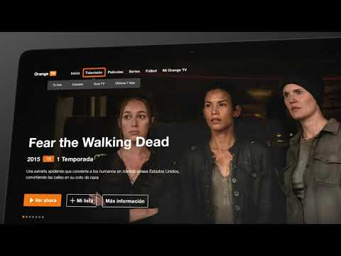 Bienvenido a la nueva Orange TV
