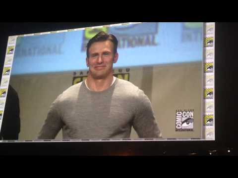'Avengers 2' Introduction at Comic-Con 2014