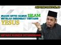 Kisah Sedih Suami Istri Masuk Islam || Ustadz Munzir Situmorang
