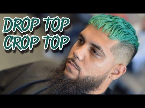 Haircut Tutorial: Skin Fade Crop Haircut And Beard