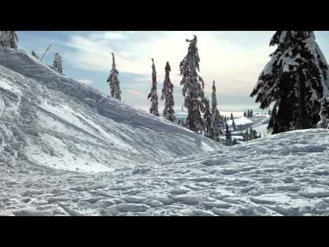 Snowshoeing Mount Seymour