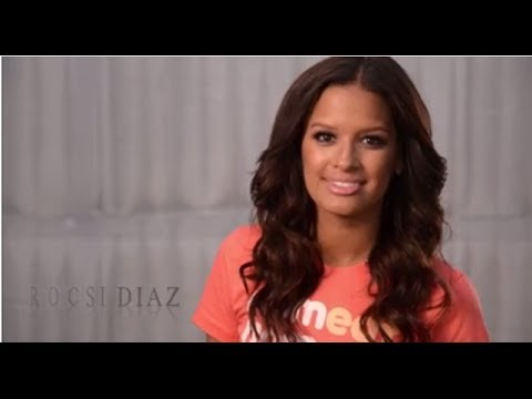 Let Vegetarianism Grow on You With Rocsi Diaz, for peta2!