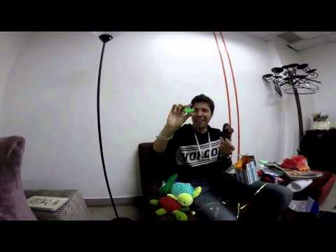Willyrex - Evento Club Media Fest Chile / Unboxing de Regalos (Vlog)