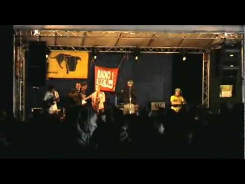 REGGAE AREA 2011 - SULTAN SULIMAN - Šachta