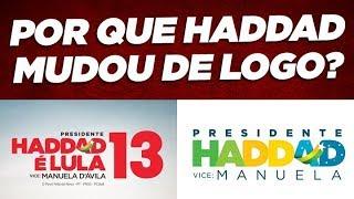 O que está por trás da mudança de logo do Haddad? | por Renan Santos