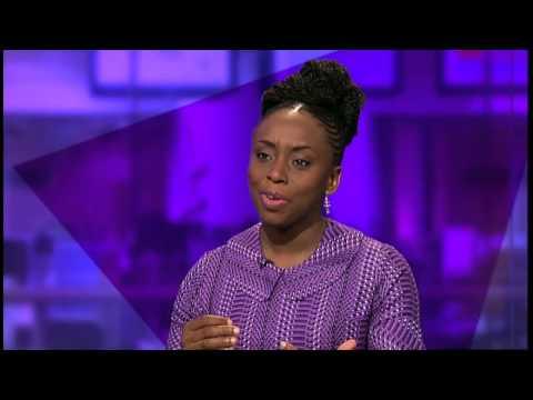 Author Chimamanda Ngozi Adichie on love, race and hair