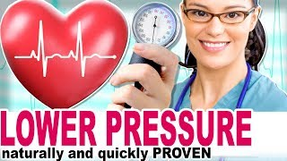 How to Lower Blood Pressure Naturally and Quickly Top 4 Superfoods
