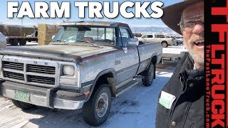 What Trucks Do Real Ranchers Drive?