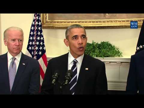 Obama Rejects Keystone Pipeline - Full Statement