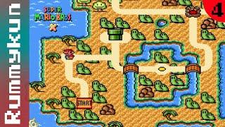 PAUL PLAYS Super Mario Bros X: The Invasion 2 [Episode 4] (With Nico!)