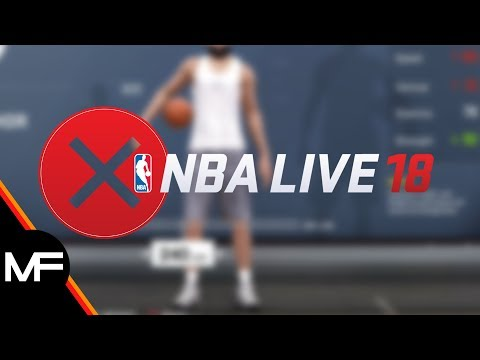 NBA LIVE 18 | HOW TO CREATE ANOTHER PLAYER IN THE DEMO | IF YOU PLAYED THE DEMO EARLY KNOW THIS...