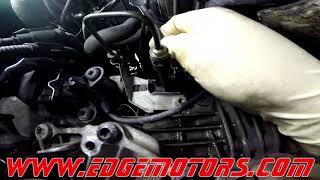 VW Audi Clutch System Bleeding by Edge Motors