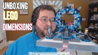 Unboxing Lego Dimensions!