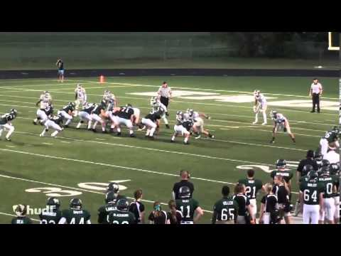 Kevin C Owens CB #5 - Lutheran South Academy (2013 Varsity Football Season)