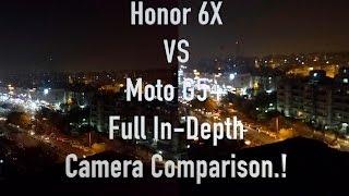 Moto G5+ VS Honor 6X: Full In-Depth Camera Comparison