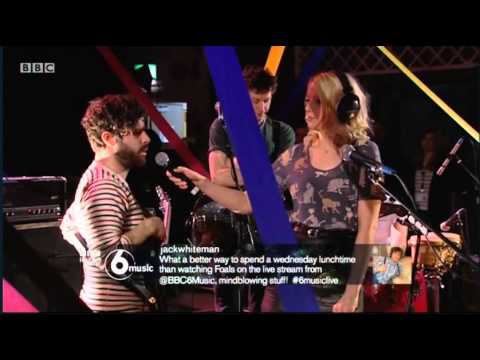 FOALS BBC 6 2013 holy fire1