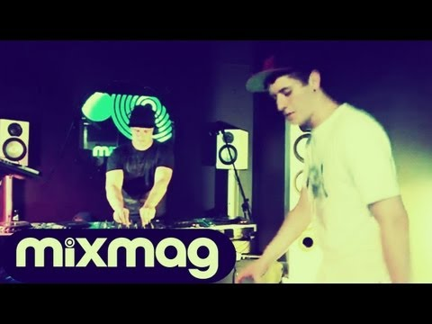 Friction, Rockwell, SpectraSoul & The Prototypes in the Mixmag DJ Lab