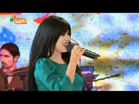 Aryana Sayeed - Exclusive Eid 2011 concert TOLO TV