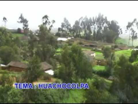 huachocolpa - las engreidas de quichcapata  / Producciones Musicales Pando
