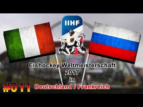 EISHOCKEY WM 2017 [Deutsch/German] #011 - Italien - Russland ★ IIHF 2017
