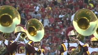 USC Trojan Marching Band | Ladies of Pop 2012
