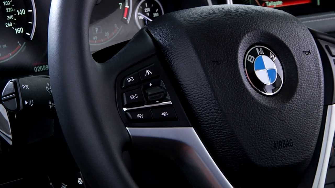 Bmw X5 Cruise Control Button Youtube