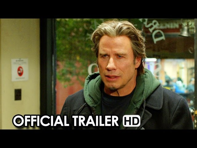 The Forger Official Trailer #1 (2015) - John Travolta Crime Thriller HD