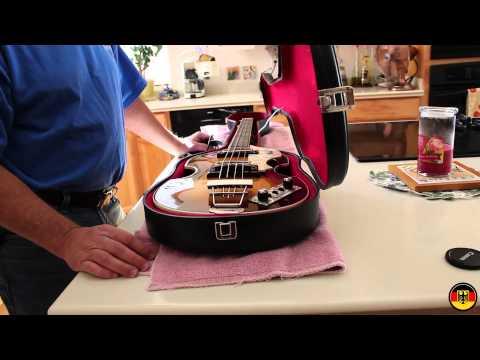 Höfner Beatle Bass Review