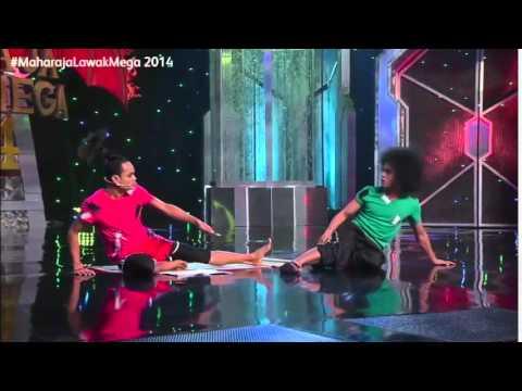 Maharaja Lawak Mega 2014 - Minggu 7 Zero