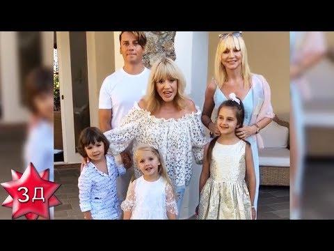 ДЕТИ ПУГАЧЕВОЙ: Семейный выход в свет! Лиза, Гарри, Клава, Кристина, Алла, Максим!