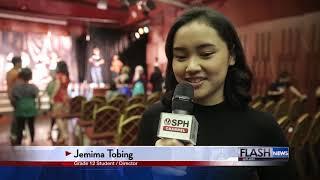 SPH Kemang Village Musical Drama, Fro$en: A Frozen Comedy