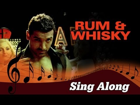 Rum & Whisky - Full Song with Lyrics - Vicky Donor
