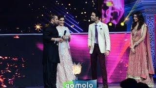 Salman Khan very funny with Raghav
