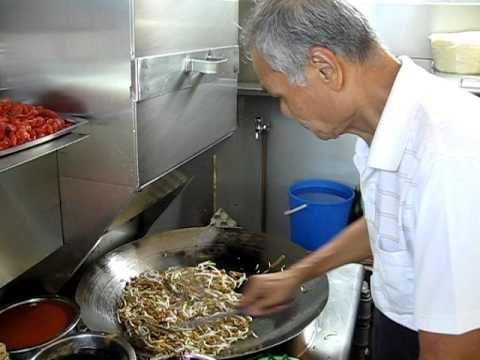 The Making of Hill Street Char Kway Teow