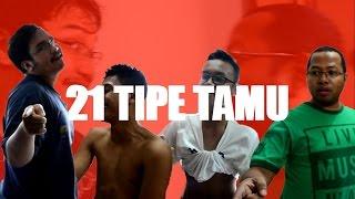 21 Tipe Tamu - FT Duo Harbatah