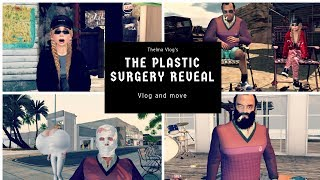 Trevor post plastic surgery | SECOND LIFE